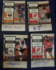 Panini Releases 2010-11 Playoff Contenders Hockey Rookie Short Prints 16