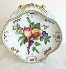 MOTTAHEDEH WILLIAMSBURG 825 DUKE GLOUCESTER FRUIT SHELL SERVING BOWL DISH MINT
