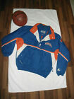 Starter NBA Fan Jacket  GrL  New York Knicks  blue orange white  90ziger