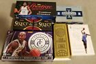 2013-14 Panini NBA Basketball Empty Box Lot Hobby Boxes Select Gold Standard