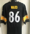 Hines Ward Pittsburgh Steelers Autographed Signed Nike On Field Jersey BAS COA