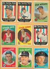 10 Best 1950s Baseball Rookie Cards 26