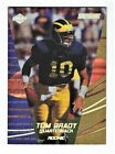 Tom Brady ROOKIE Card! ONLY 2,000 MADE!!! 2000 Collectors Edge