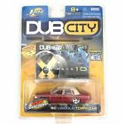 Jada Dub City 1990 90 Lincoln Town Car Red Special Edition 7 12 Die Cast 1 64