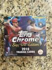 2019 TOPPS CHROME BASEBALL SAPPHIRE EDITION FACTORY SEALED BOX