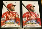 2018 Topps Series 2 Hobby Box Sealed Lot of 2