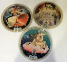 3 VOGUE PICTURE PHONOGRAPH RECORDS 78RPM R752 R707 R733