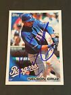 Nelson Cruz Rookie Cards Checklist and Guide 21