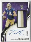 2020 Immaculate Collection Collegiate Football Cards 31