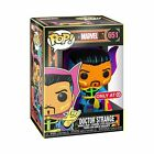 Funko Pop Marvel Black Light Figures 16