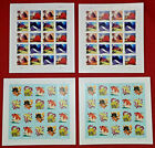 Postcard 36 Combo 100 Assorted Mixed Design Pieces of 34  200 of 1 US stamp