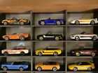 Lot Of 15 Hot Wheels Matchbox Convertible Mustangs Loose But MINT MINT MINT