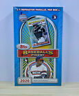 2020 Topps Finest Flashback Baseball Factory Sealed Hobby Box (Topps Store Excl)