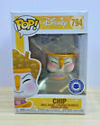 Funko Pop! #794 Disney Beauty and the Beast - Chip Pop in a Box Exclusive