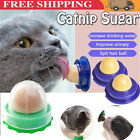 Pet Healthy Cat Snacks Catnip Sugar Candy Licking Solid Nutrition Energy Balls