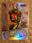 Terrell Owens 2001 Bowman's Best Certified Autograph Issue Auto 49ers TO