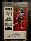 2017 Panini Contenders Football Cards - SP/SSP Rookie Ticket Print Runs Added 11