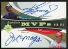 Ken Griffey Jr. Joe Morgan 2005 Ultimate Signature Certified Autograph 250 Auto