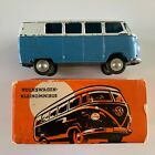 VOLKSWAGEN KLEINOMNIBUS marklin minature autos diecast toy car vintage w box