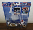 KEN GRIFFEY JR + SR - 1997 Starting Lineup - Classic Doubles - Seattle Mariners