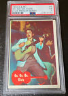 1959 A&BC Elvis Presley Series #1 PSA 5 England Version Of 1956 Topps Bubbles Go