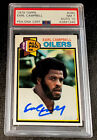 Earl Campbell Cards, Rookie Cards and Memorabilia Guide 40