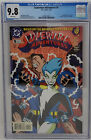Superman Adventures #5 CGC 9.8 WHITE PAGES 1997 1st Appearance of LIVEWIRE!