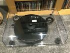 Project 2xperience Acryl Turntable with speed box speed control Record Player