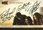 2019 Cryptozoic CZX Outlander Trading Cards 16