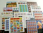 Five 5 Sheets x 20  100 of Assorted Mixed Designs of 32 US USA Postage Stamp
