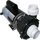 3 HP KL KEY LANDER Hot Tub Spa Pump 2 in out 56 Frame 1 Speed 220 240V LX