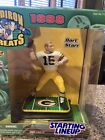 Bart Starr Green Bay Packers 1998 Starting Lineup Gridiron Greats Action Figure