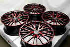 18 Bronze Wheels Rims Fit Hyundai Sonata Infiniti Q45 Lexus IS250 Nissan Altima