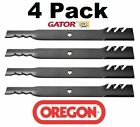 4 Pack Oregon 96 900 Mower Blade Gator G3 Fits Craftsman 133128 131323