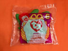 Vintage Speedy TY Beanie Baby Year Print Error Animal Turtle McDonald's Toy RARE