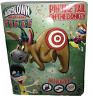 Gemmy Inflatable Party Game Pin The Tail On The Donkey Works 2pc Missing Preown