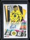 2021 Topps Giovanni Reyna American Dream Curated UEFA Champions League Soccer Cards 7