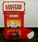Matchbox Superfast Ltd Edition Xmas Stocking Rover 3500  Steam Locomotive MIB