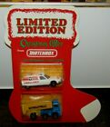 Matchbox Superfast Ltd Edition Xmas Stocking Citroen CX Articulated Truck MIB