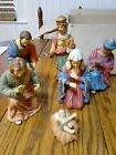 Carlton Cards Set of 6 Large Nativity Scene Figurines 134199 5