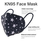 20 Pcs X 5-layer Outdoor Filtering Kn95 Disposable Mouth Nose Cover Face Mask
