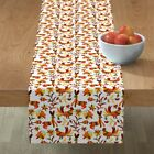 Table Runner Otomi Native Folk Art Native Cotton Sateen
