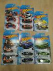 11 HOT WHEELS TREASURE HUNT DODGE VIPER CAMARO BONE SHAKER CHOMPER DAYTONA