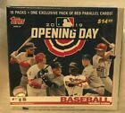 2019 Topps Opening Day Mega Box Factory Sealed- With Target Exclusive Red Pack
