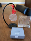 Lalique Crystal France Ornament 2001 Pinecone 6102800 Frosted Clear w box