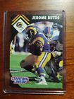 Jerome Bettis Starting Lineup 1995 St Louis Rams NFL Card