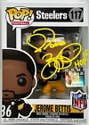 Jerome Bettis Cards, Rookie Cards and Autographed Memorabilia Guide 61
