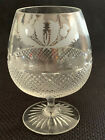 Edinburgh Crystal Thistle Brandy Snifter 5 1 4 1st Buyer Can Have Up To 2
