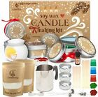 Soy Candle Making Kit for Adults Candle Making Supplies Crafts For Adults