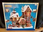 Lemax - Elf Made Toys Factory - Sights and Sounds - Village Piece - In Box - Exc